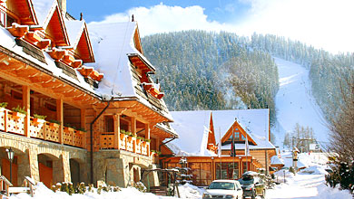 Nosalowy Dwor Is Located Near The Center Of Zakopane With A Great View Nosal Mountain Very Close To Ski Areas And Trails It Boasts Unique